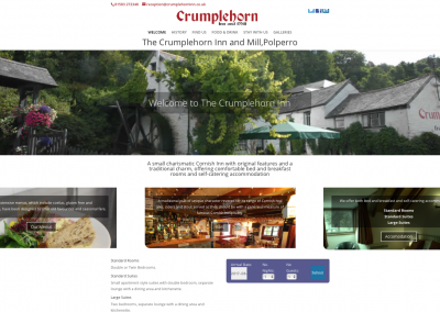 The Crumplehorn Inn, Polperro
