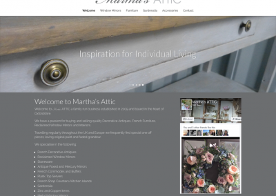 Martha's Attic